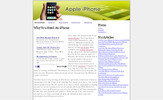 Thumbnail Apple Iphone Adsense Content Website